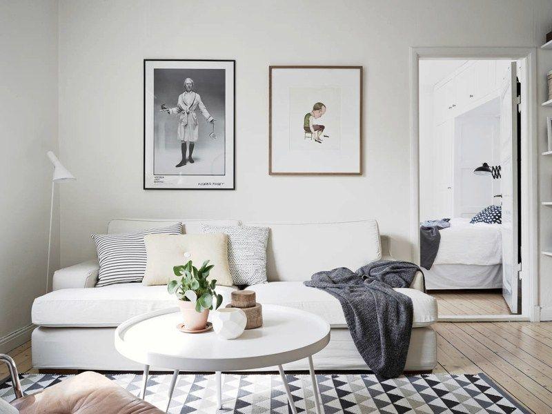 interiors sofs ikea sofa blanco salones