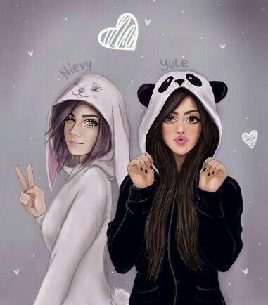 Eu Cu Andreea Stefania Desenhos De Melhor Amigo Amigos Desenho