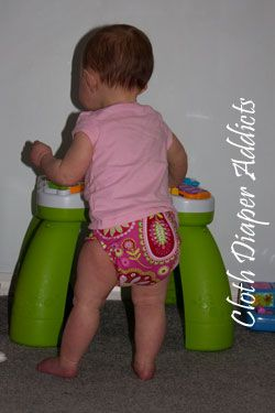 Daily Cute Fluffy Bum - Diapers by Chris - Cloth Diaper Addicts