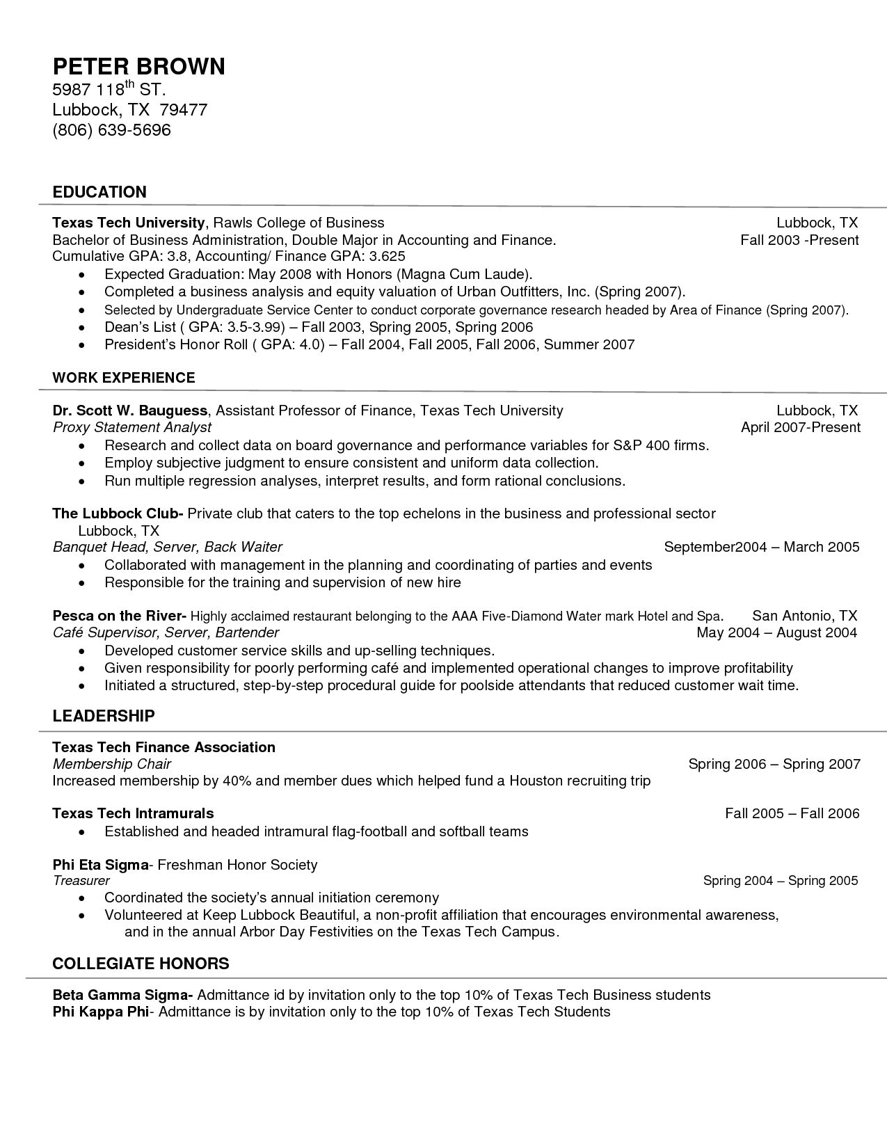 Mechanical Engineer Resume For Fresher Images About Best