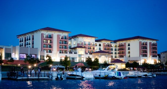Hotels In Rockwall Tx Hilton Lakefront Lake Ray Hubbard
