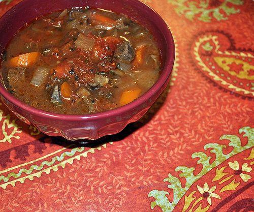 crock pot venison stew