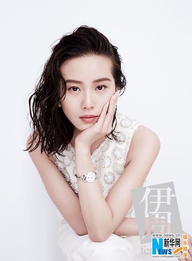 Chinese actress and ballerina Liu Shishi
