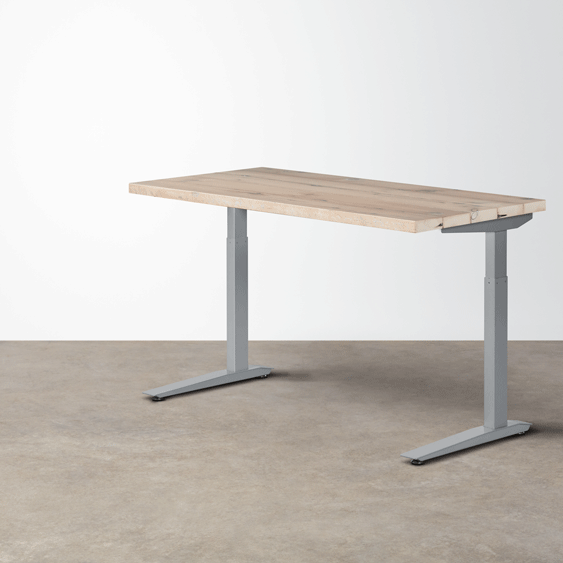 Jarvis Reclaimed Wood Standing Desk