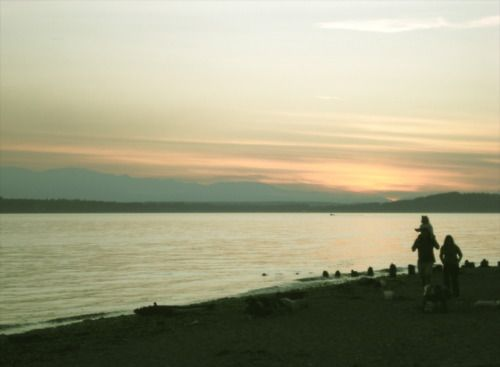 Seattle, Washington.  Miss this place every day, all the time.