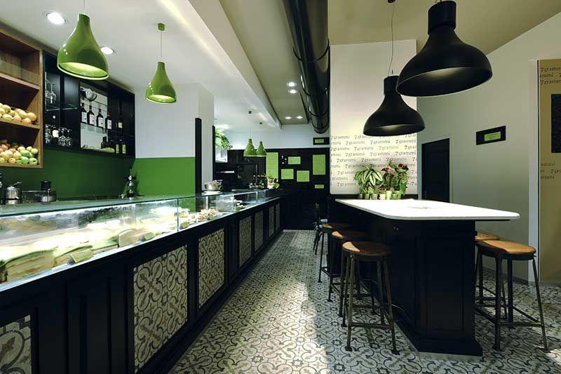 Nuovo bar a roma nel quartiere salario ambiente accogliente