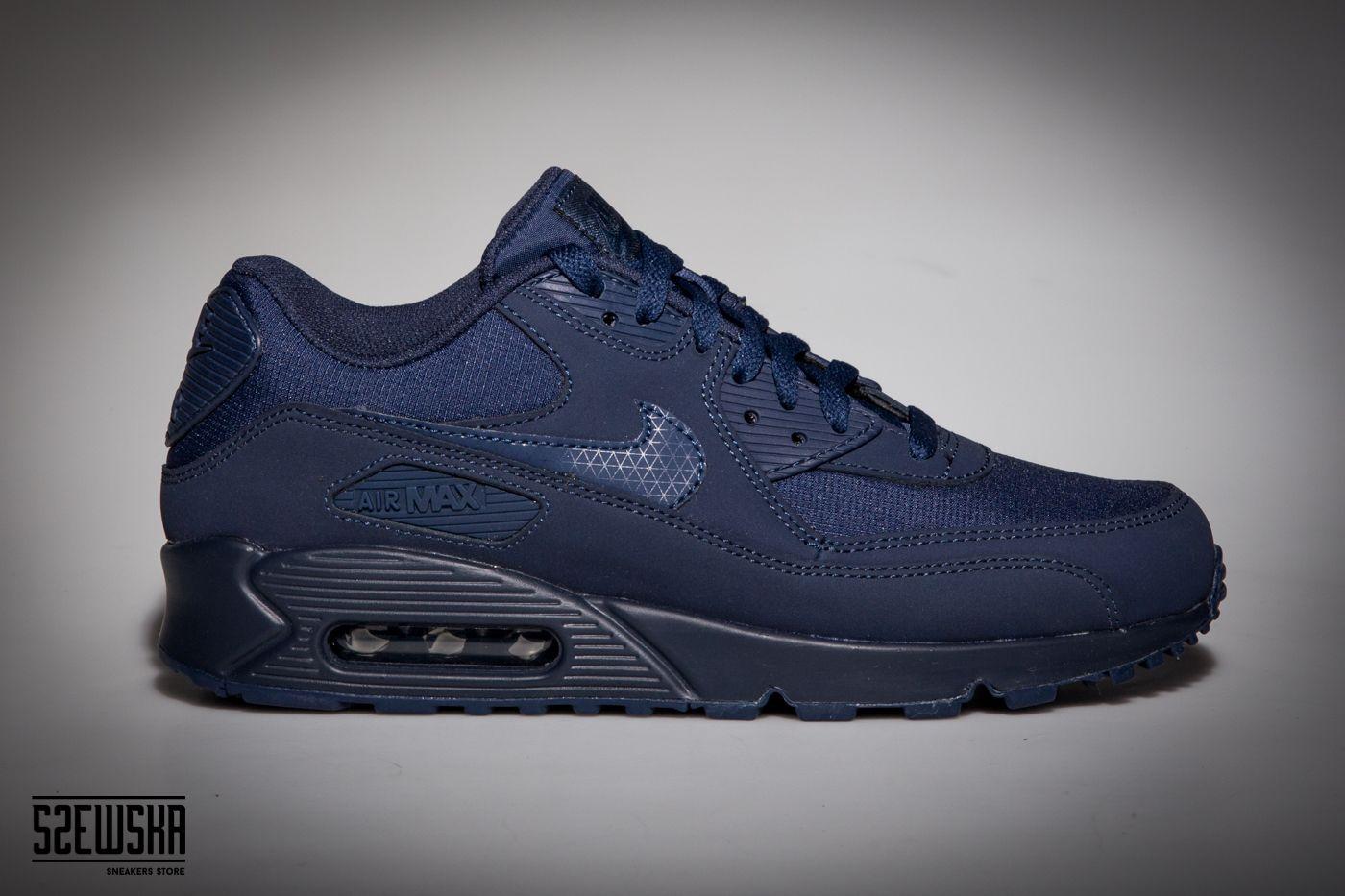 Nike Air Max 90 | 537384 412 | Szewska Sneakers Store | e