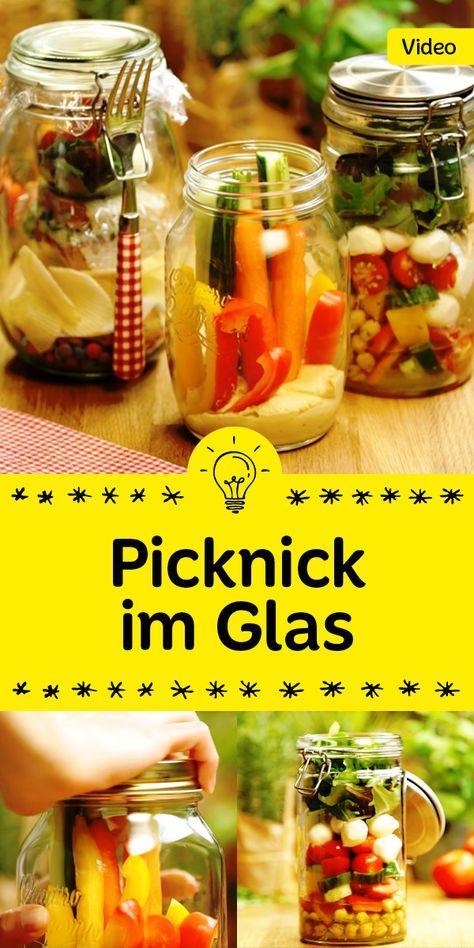 Unglaublich praktisch und dazu noch mega lecker: Picknick