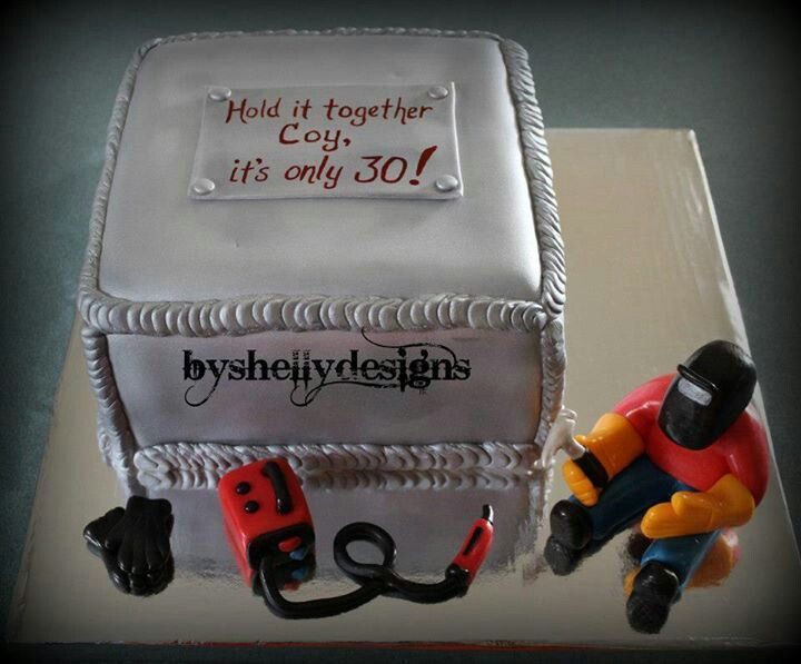 Welding Cake Google Search Industrial Chic Eats Cake