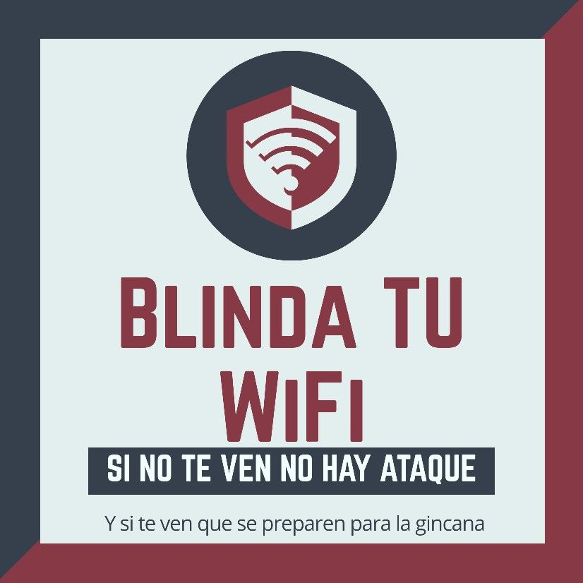 Blinda Tu Wifi Wifi Interactive Education