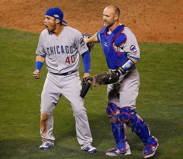 Rank your favorite Cubs catchers of alltime! in 2020