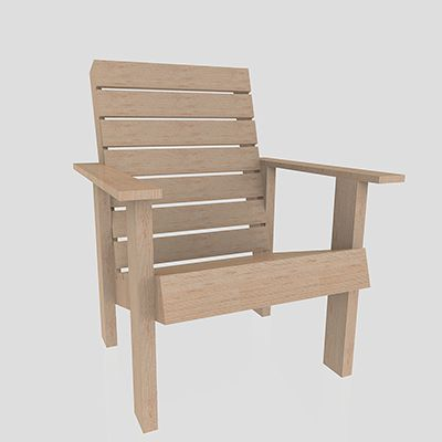 FREE Project Plan: Patio Chairs Part 30