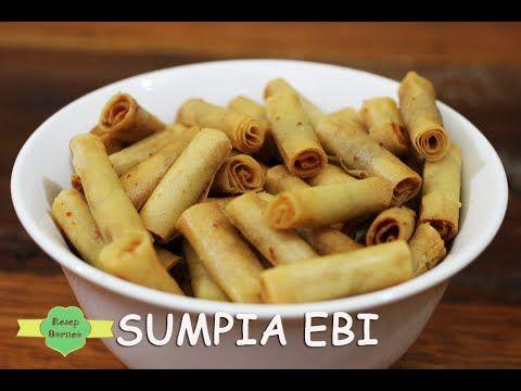Tutorial Keripik Lumpia By Abilika Food Industry Youtube Resep Makanan Makanan Dan Minuman Lumpia Semarang