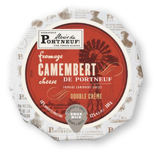 Camembert De Portneuf Milk Brands Artisan Cheese Fine Cheeses