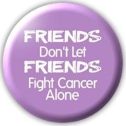 Friends Dont Let Friends Fight Cancer Alone Quotes Clip Art