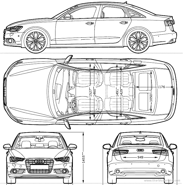 Audi a6 2013 car design pinterest audi a6 cars and modified audi a6 2013 malvernweather Image collections