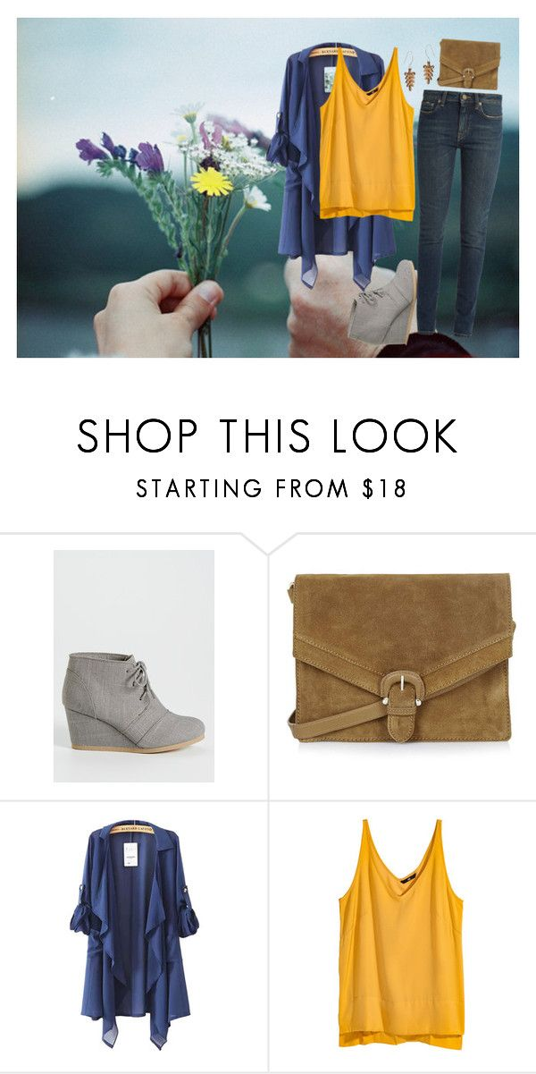 """""""A piece of me died"""" by morgance ❤ liked on Polyvore featuring maurices, Topshop, Chicnova Fashion, H&M and Yves Saint Laurent"""