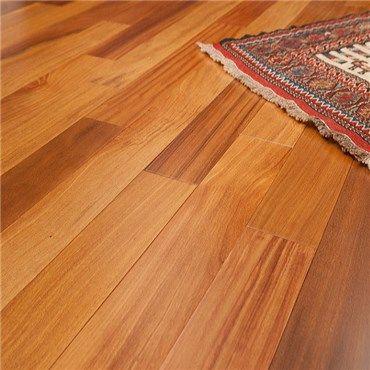 Discount 3 1 4 X 3 4 Brazilian Teak Cumaru Clear Grade Prefinished Solid Hardwood Floors By Hurst Hardw Hardwood Floors Teak Flooring Solid Hardwood Floors