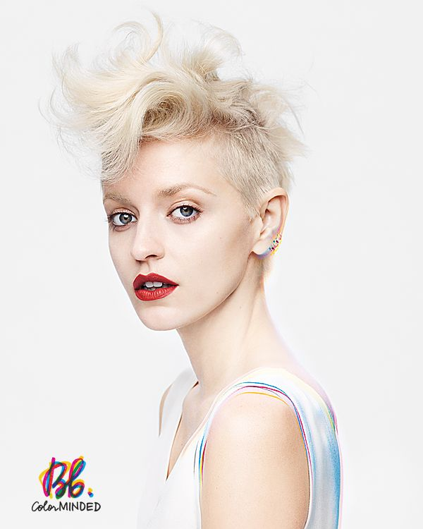 Sponsored Recipe For Short And Edgy Hair By Bumble And Bumble