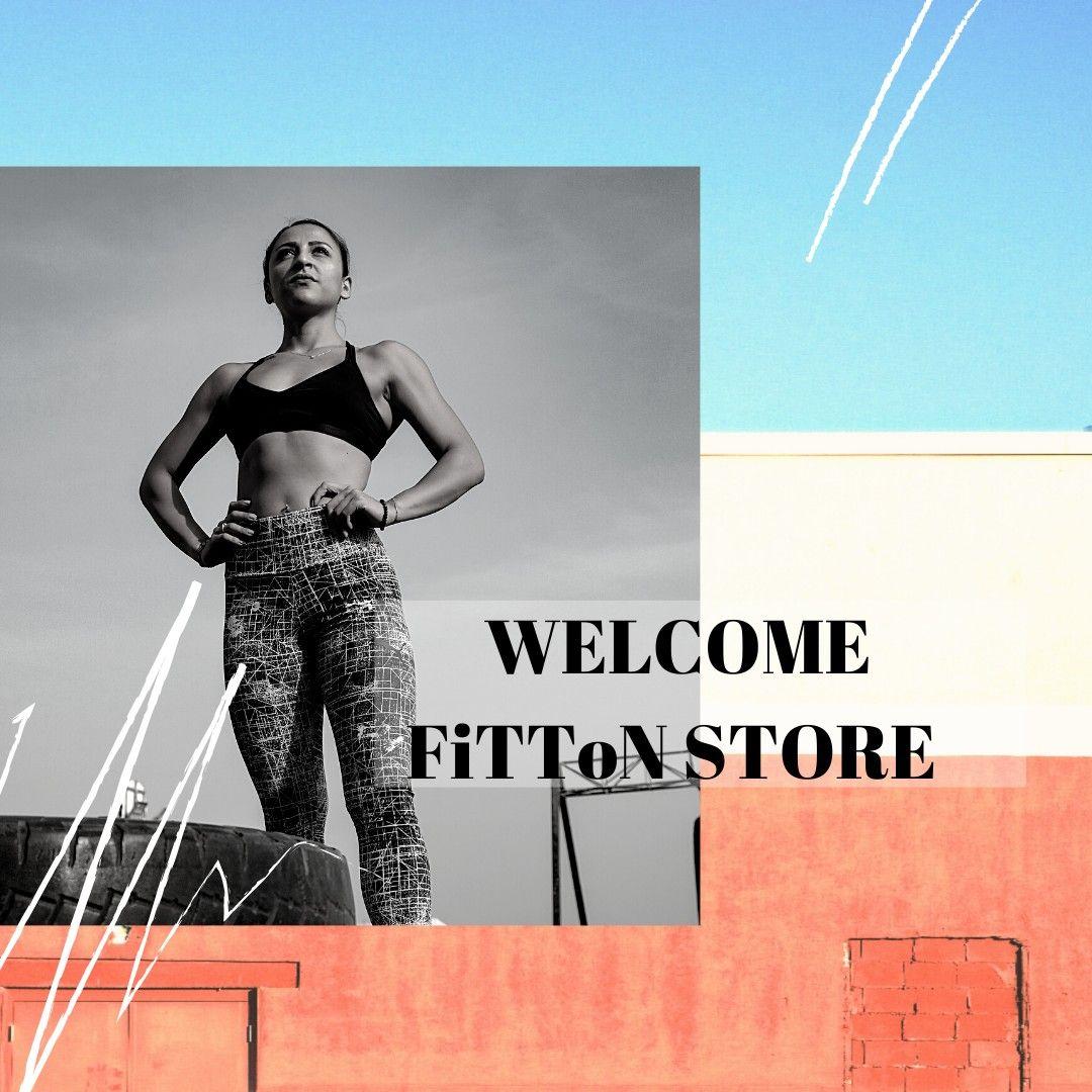 Welcome FiTToN Store #newstore #fitnessmotivation #fitnessgirl