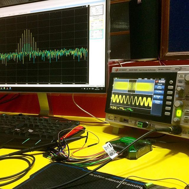 Simple DIY Oscilloscope [Plans] | DIY Oscilloscopes | DIY