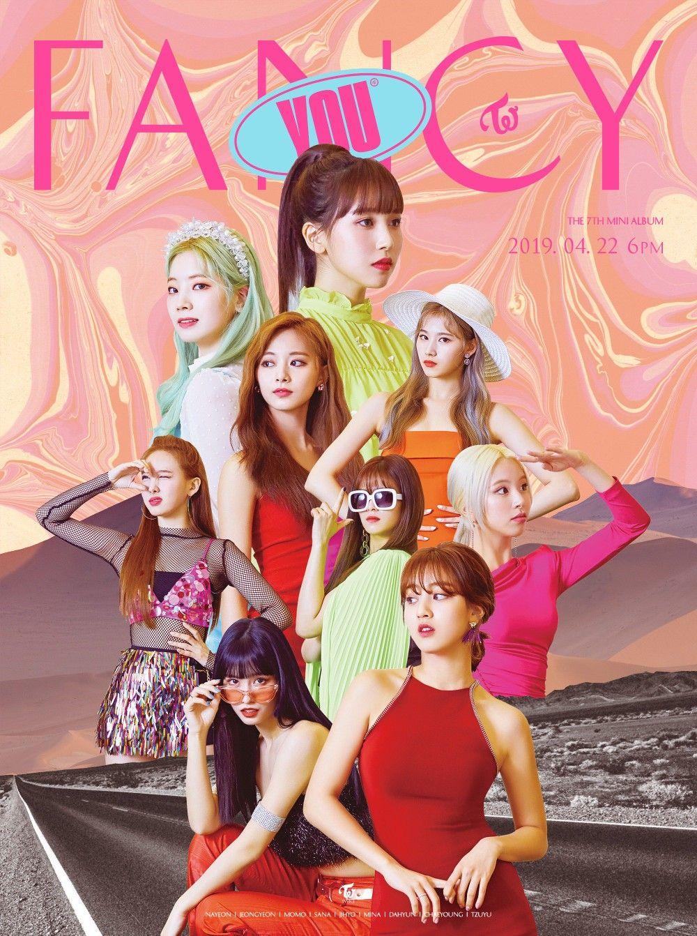 TWICE on   TWICE ^-^ in 2019   Kpop, Mini albums, Twice album