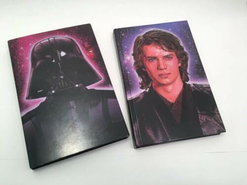 Star Wars The Rise And Fall Of Darth Vader Hc Book Slipcover 2007 Ryder Windham 9780545038393 Ebay Star Wars Episodes Star Wars Characters Star Wars