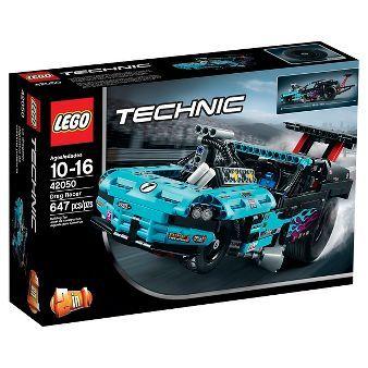 LEGO® Technic Drag Racer 42050