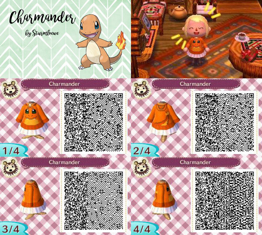 Animal Crossing New Horizons Video Game And Movie Outfit Qr Codesbrandy Berthelson Source Sturmlowe Animal Crossing Animal Crossing Qr Animal Crossing 3ds