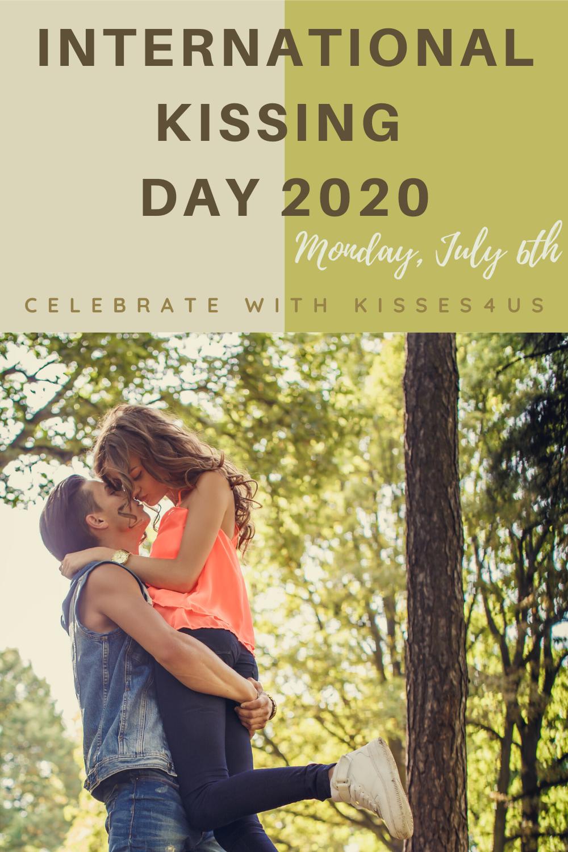 Pin On International Kissing Day