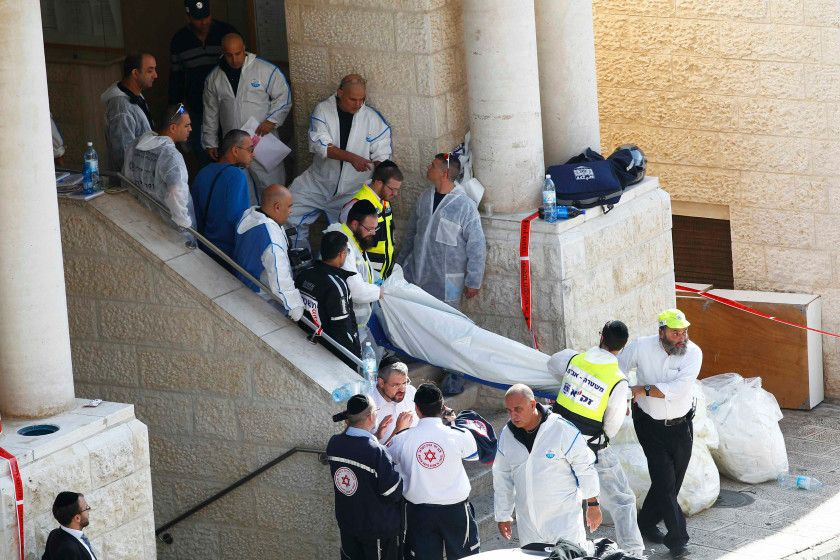 Terrorists kill 4 rabbis, including 3 Americans, in Jerusalem attack – To read 11/18/14 New York Post article, click http://nypost.com/2014/11/18/israelis-dead-after-attack-on-jerusalem-synagogue/ - President Obama addressed the fatal terror attack earlier in the day on a Jerusalem synagogue. To hear his remarks, click http://www.c-span.org/video/?322810-2/president-obama-remarks-jerusalem-synagogue-attack-ebola