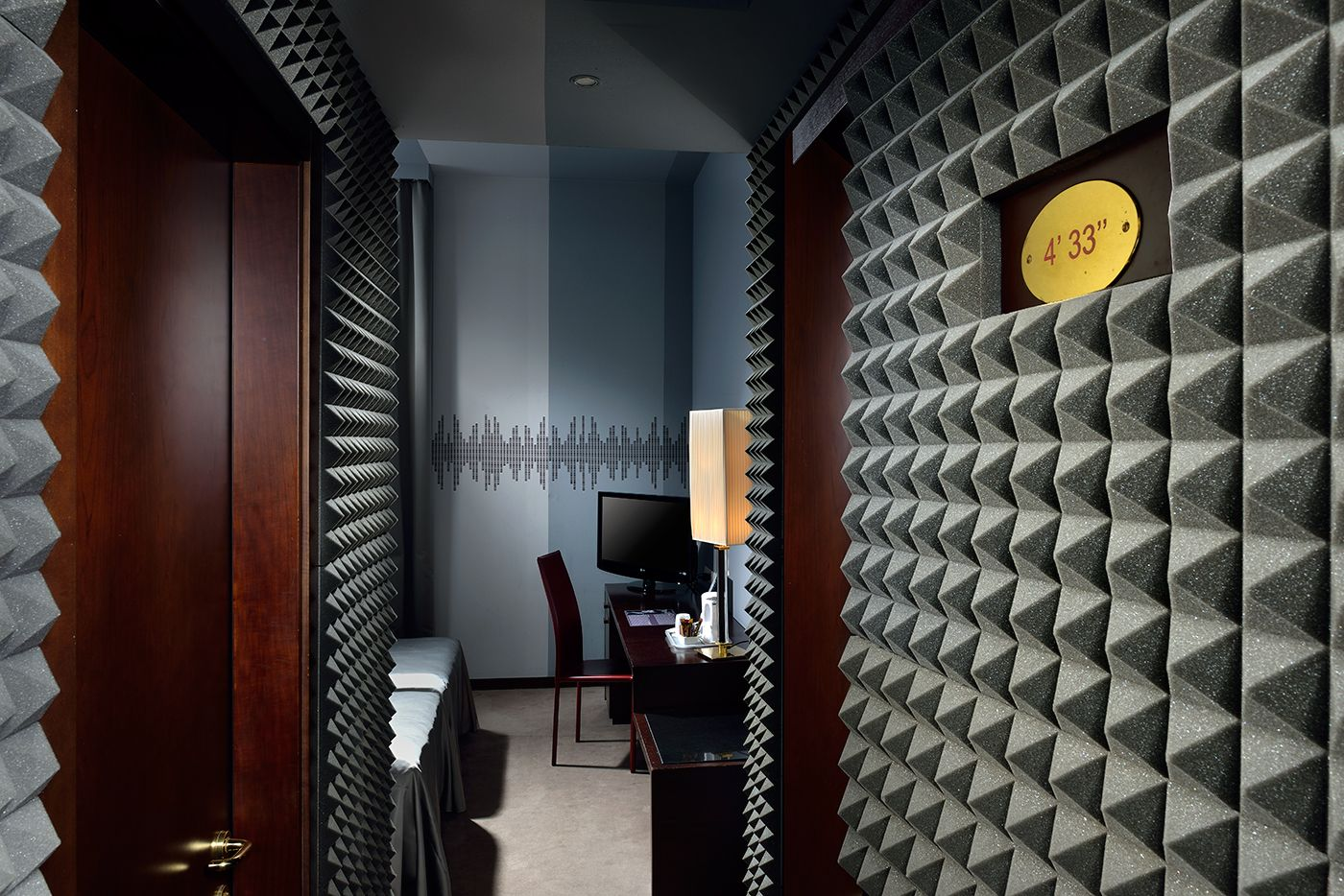 #204 Silent Cage Room