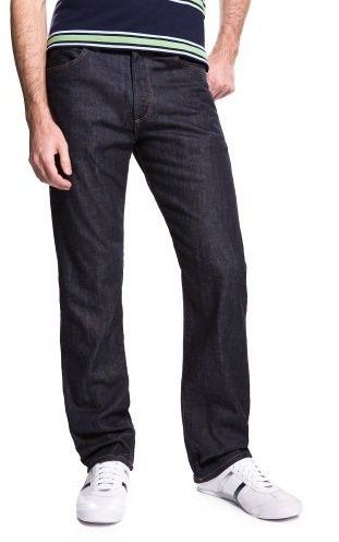 Clothing Pocket Impulse 5 « Jeans Casual Fit Dark Men's Lacoste ZAqEwn8