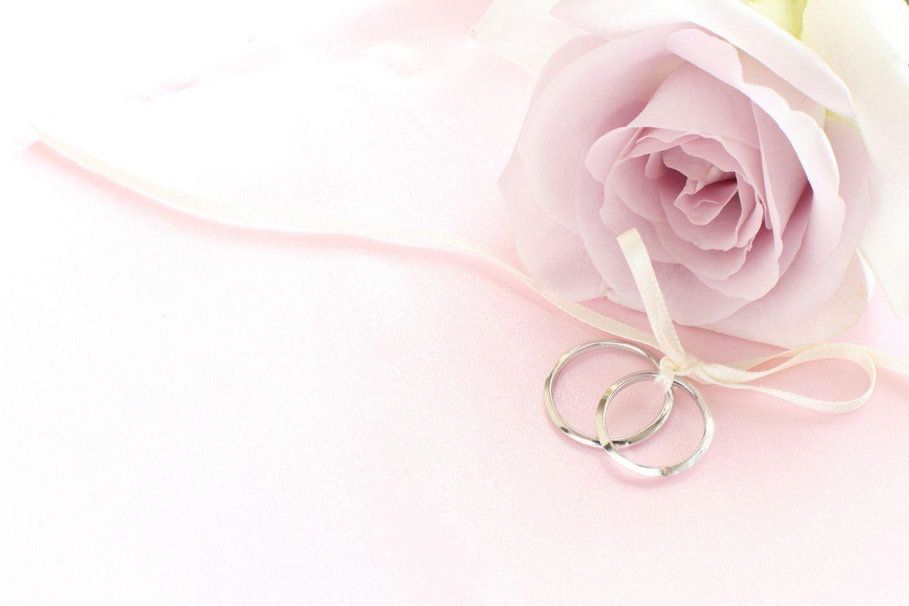 Фон для открытки с свадьбой