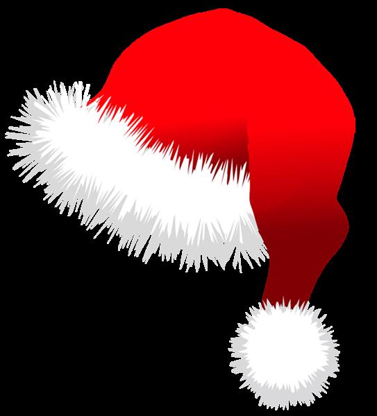Transparent Santa Hat Clipart | Santa hat clipart ...