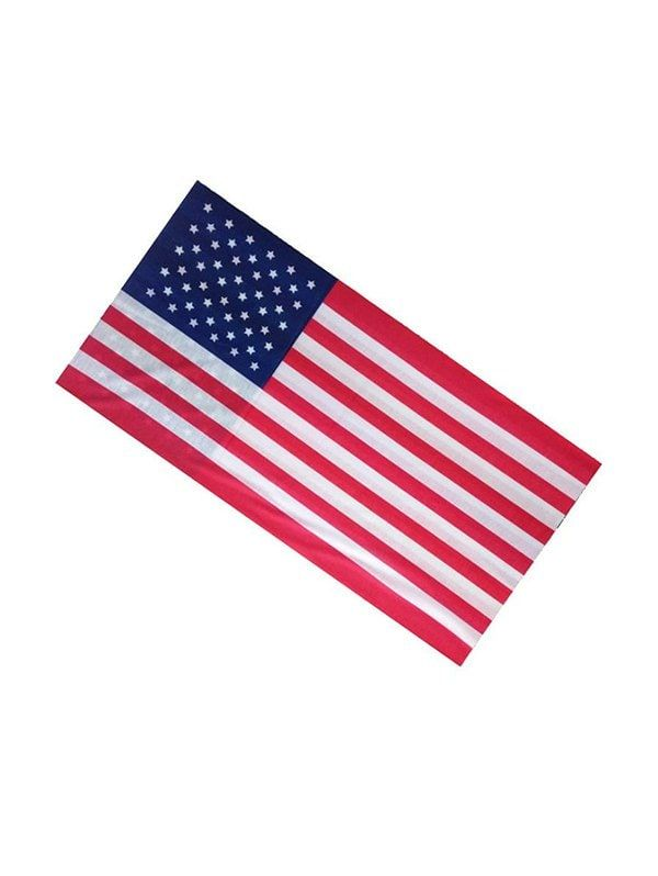 Riding American Flag Print Circle Head Scarf Ad Ad Flag American Riding Print Scarf Flag Prints American Flag Print American Flag