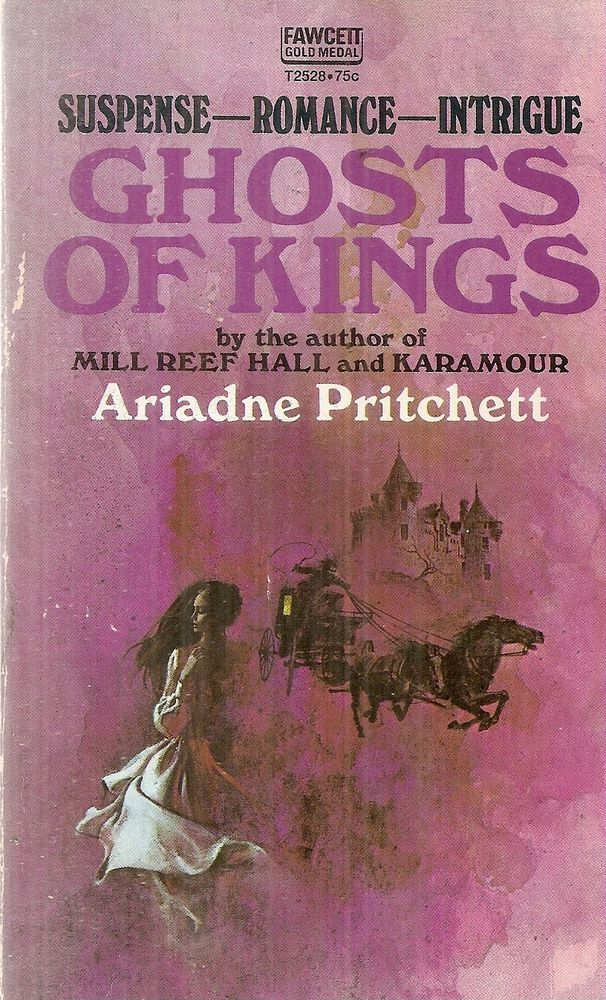 GOTHIC ARIADNE PRITCHETT GHOST OF KINGS   NBC2