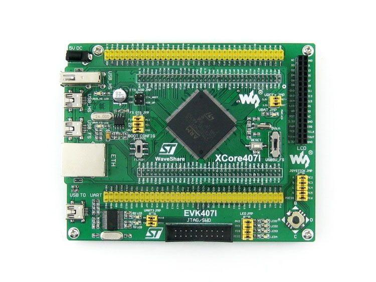 EVK407I STM32F4 Development Board STM32F407IGT6 STM32F407 with