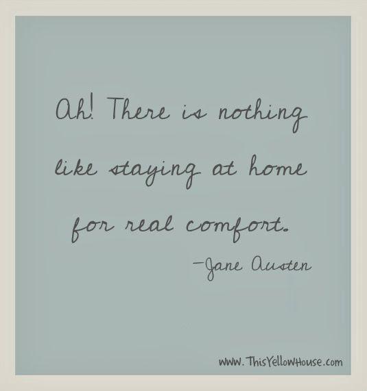 Quoting Jane Austen