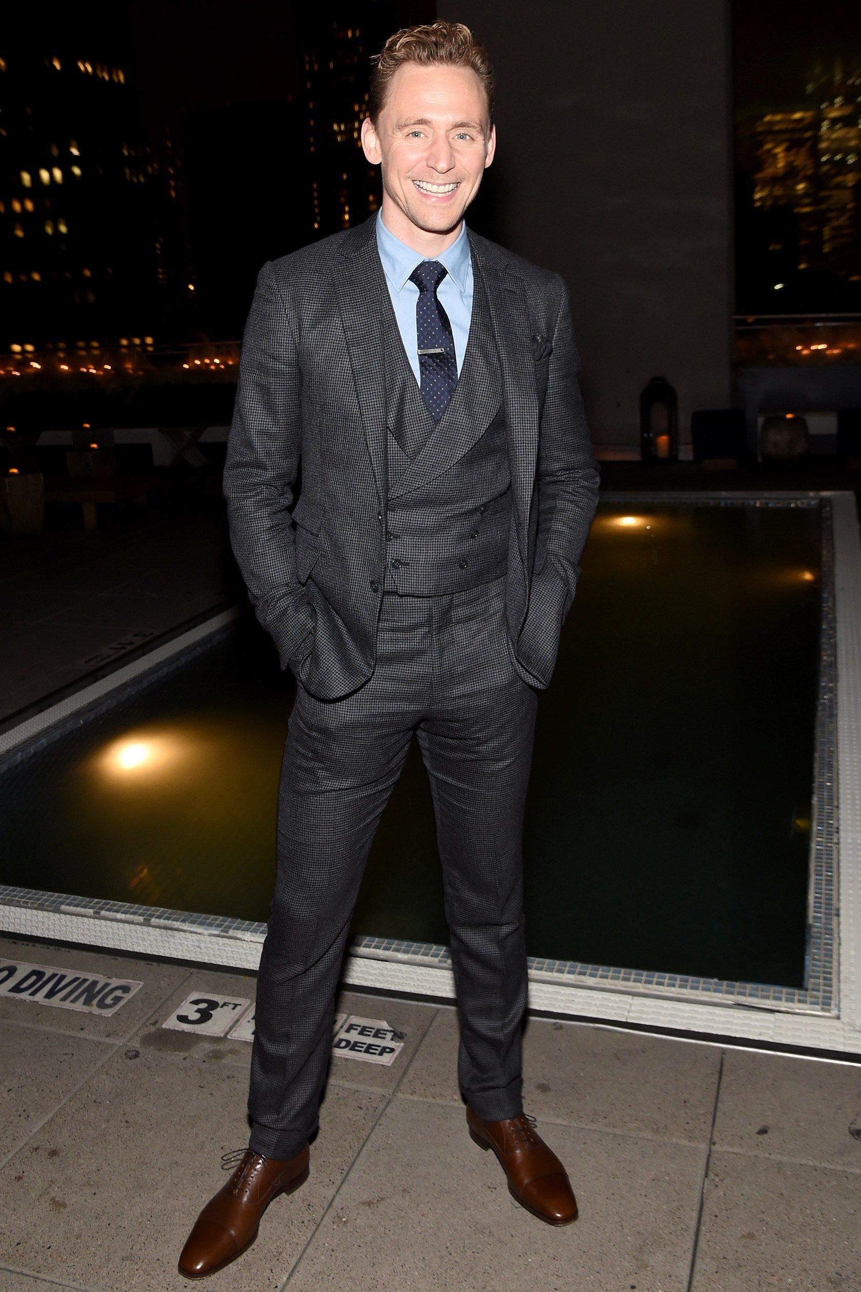 4ea9553e2 Every Single Time Tom Hiddleston, 2017's Most Stylish Man, Looked ...