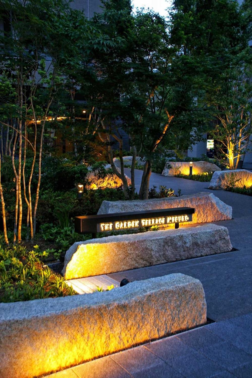 当代隐居 于闹市中享受自然生机 Ohtori Consultants Mooool木藕设计网 In 2020 Landscape Architecture Design Park Landscape Landscape Design