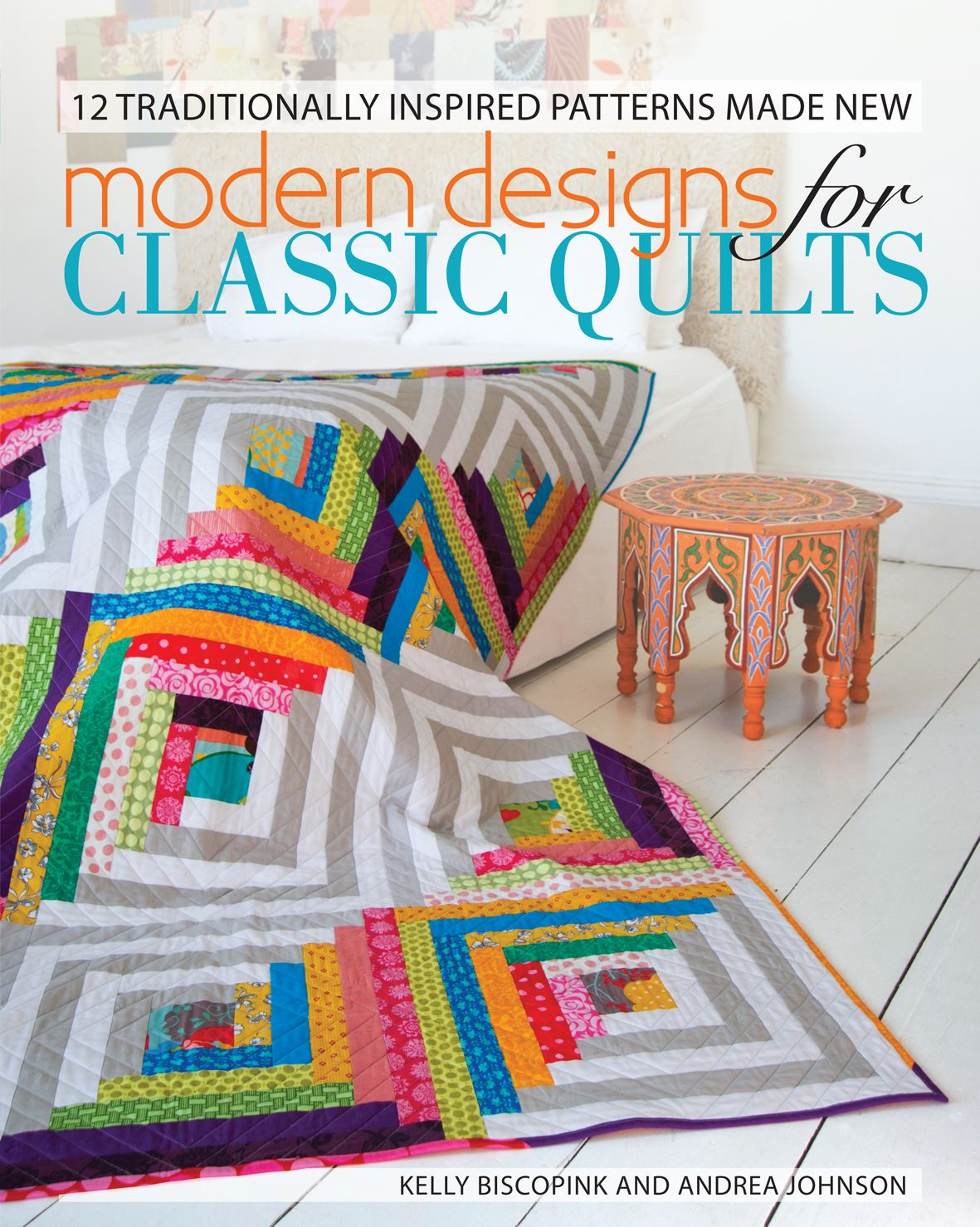 modern quilts patterns | Modern Designs for Classic Quilts-- Book ... : modern quilting magazine - Adamdwight.com