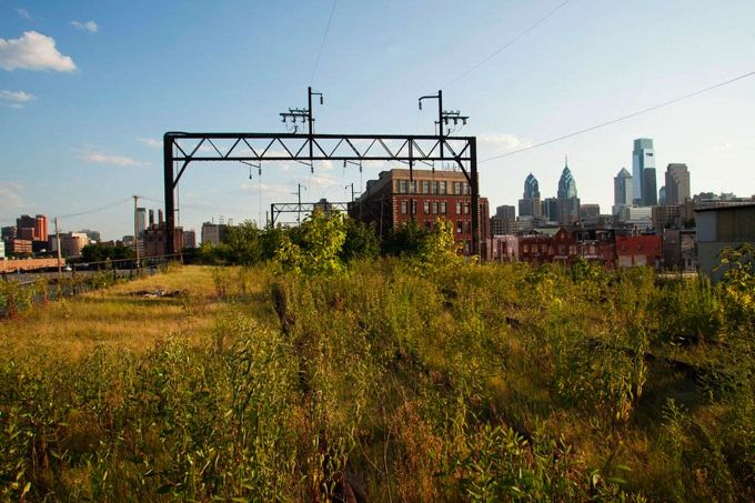 What a great idea!! Philadelphia Wants To Build A Park In The Sky: The Proposed Reading Viaduct Elevated Park Gets A Shout Out In the New York Times.