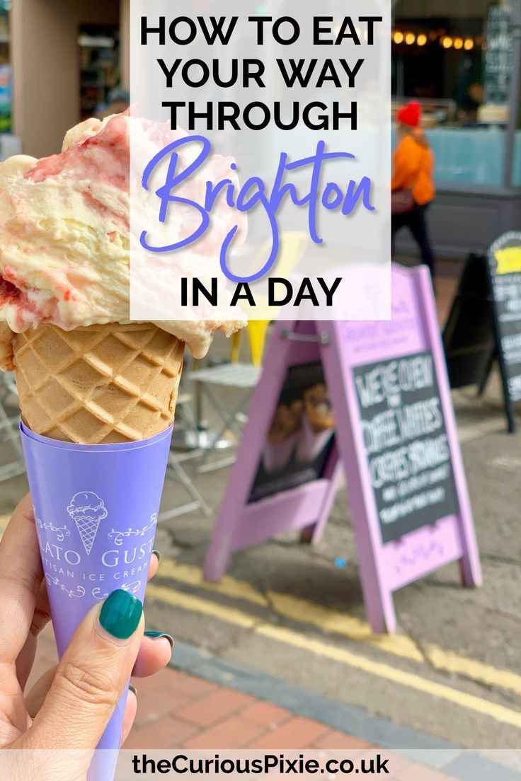 Photo of How to Eat your Way Through Brighton in a Day | the Curious Pixie