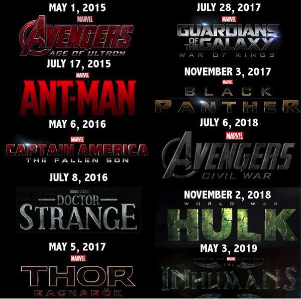marvel film next