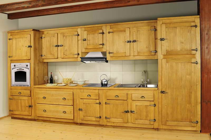 meubles de cuisine meuble de cuisine en palette de bois. Black Bedroom Furniture Sets. Home Design Ideas