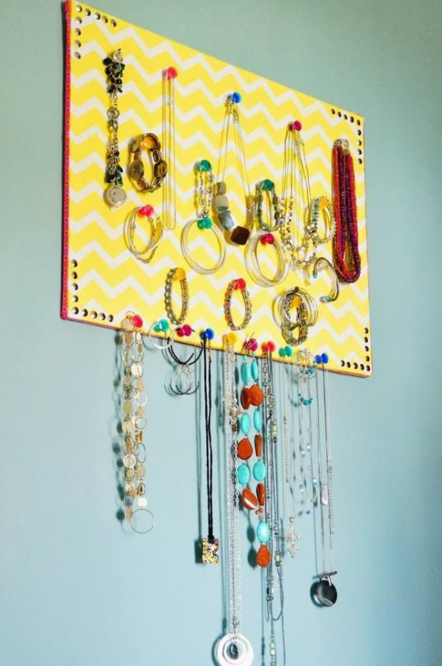 43 Marvelous DIY Jewelry Storage Ideas To Keep Your Precious Pieces