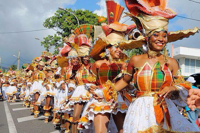 Francois Illas New Tradition: Carnival/Festival In 2019