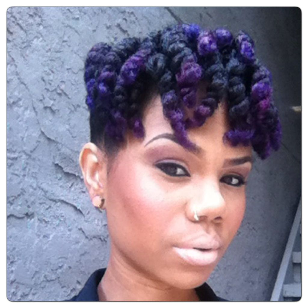 Latest Jamaican Hair Style: Style Icons Are BACK! Shenique From Jamaica // 3C/4A