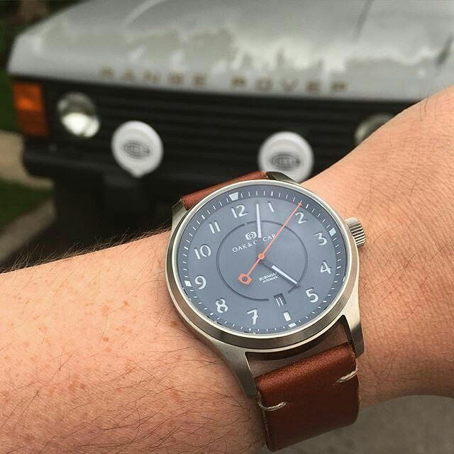 Oakandoscar Have A Passion For Time And Landrover Www Oakandoscar